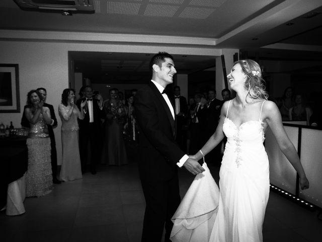 La boda de Oscar y Sandra en Calp/calpe, Alicante 60