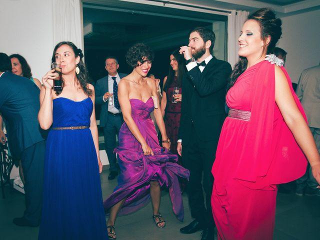 La boda de Oscar y Sandra en Calp/calpe, Alicante 64