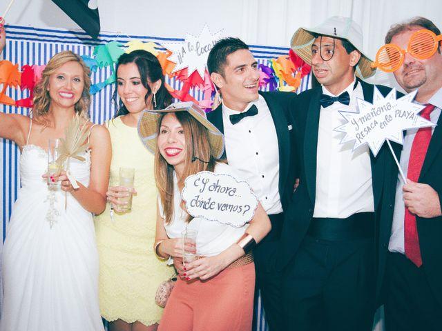 La boda de Oscar y Sandra en Calp/calpe, Alicante 65