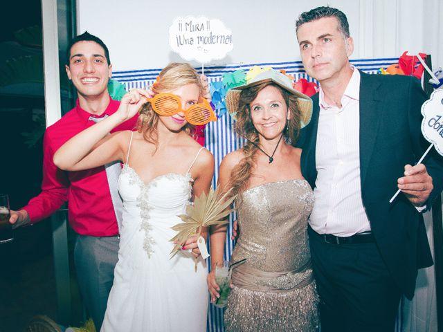 La boda de Oscar y Sandra en Calp/calpe, Alicante 67