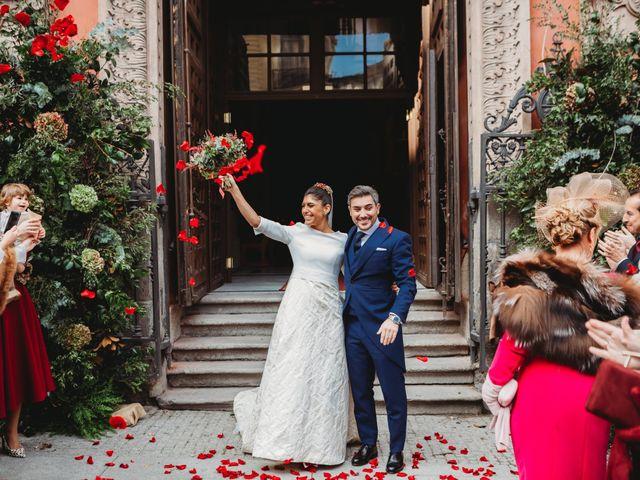 La boda de Ruben y Beatriz en Madrid, Madrid 25