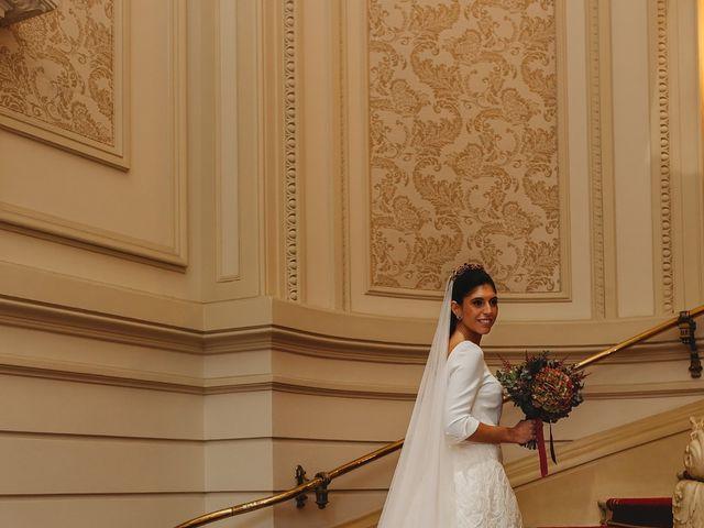 La boda de Ruben y Beatriz en Madrid, Madrid 29