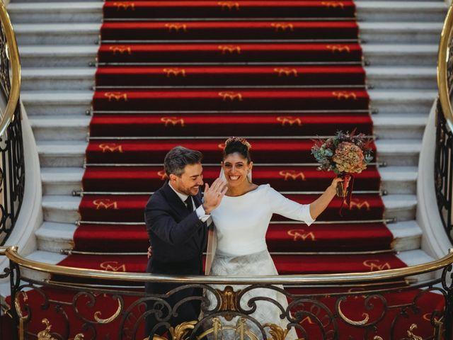 La boda de Ruben y Beatriz en Madrid, Madrid 31