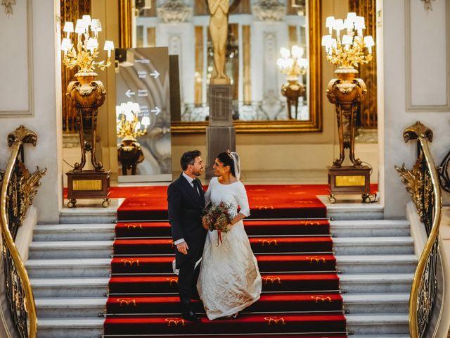 La boda de Ruben y Beatriz en Madrid, Madrid 33