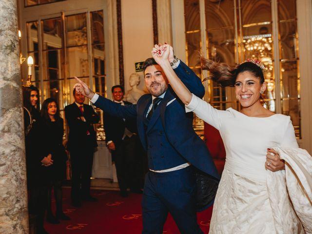 La boda de Ruben y Beatriz en Madrid, Madrid 39