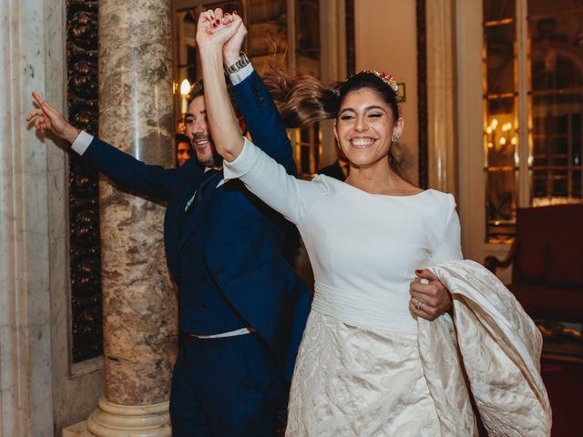 La boda de Ruben y Beatriz en Madrid, Madrid 40
