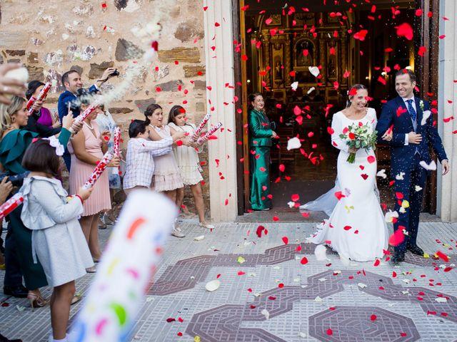 La boda de Raul y Diana en Puertollano, Ciudad Real 39