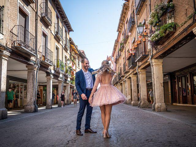 La boda de Anibal y Lucía en San Fernando De Henares, Madrid 1