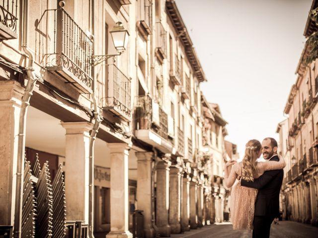 La boda de Anibal y Lucía en San Fernando De Henares, Madrid 4