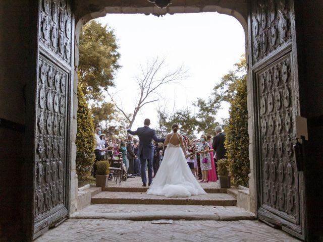 La boda de Anibal y Lucía en San Fernando De Henares, Madrid 22
