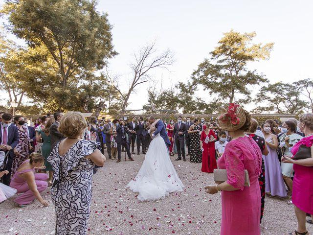 La boda de Anibal y Lucía en San Fernando De Henares, Madrid 23
