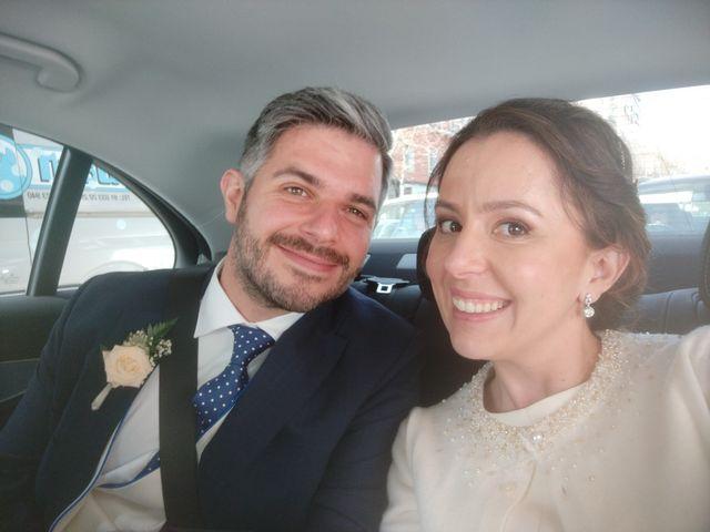 La boda de Cayetano y Almudena