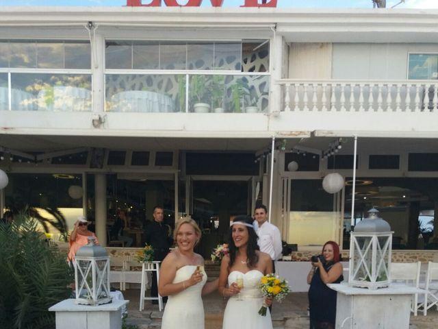 La boda de Iliana  y Maria en La Manga Del Mar Menor, Murcia 4