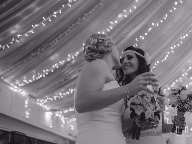 La boda de Iliana  y Maria en La Manga Del Mar Menor, Murcia 7