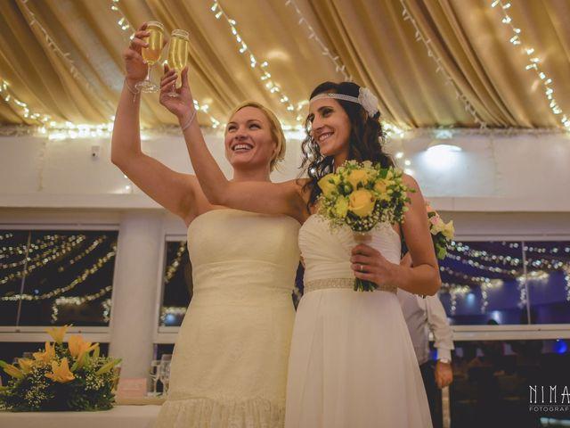 La boda de Iliana  y Maria en La Manga Del Mar Menor, Murcia 8