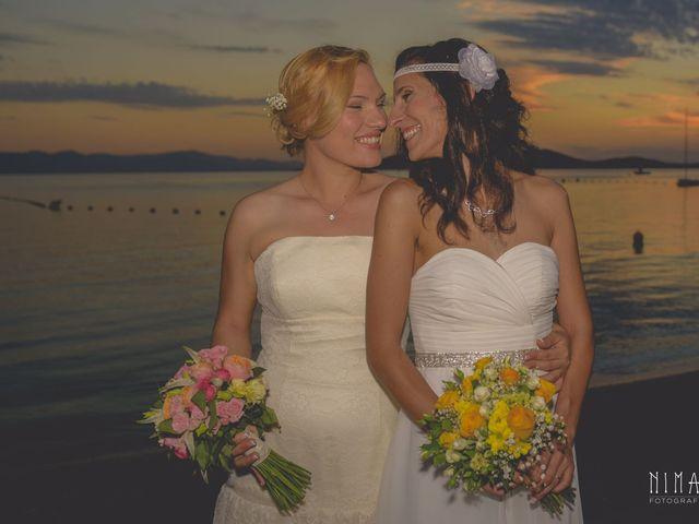 La boda de Iliana  y Maria en La Manga Del Mar Menor, Murcia 10