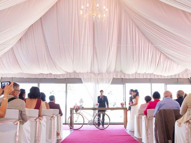 La boda de Borja y Alicia en La Arboleda, Vizcaya 7