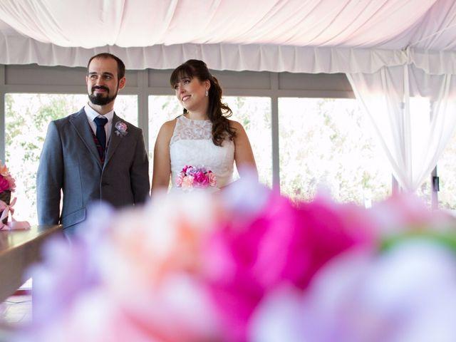 La boda de Borja y Alicia en La Arboleda, Vizcaya 1