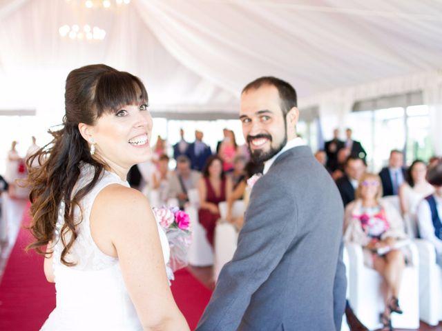 La boda de Borja y Alicia en La Arboleda, Vizcaya 8