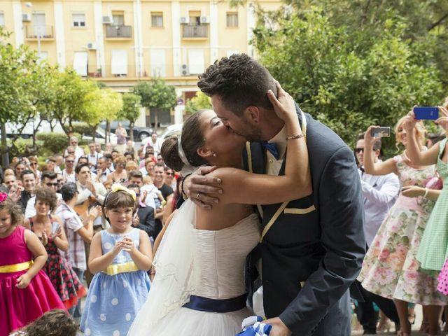 La boda de Fer y Cynthia  en Málaga, Málaga 9