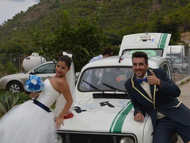 La boda de Fer y Cynthia  en Málaga, Málaga 11