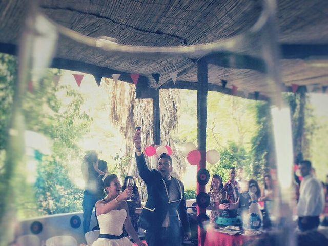 La boda de Fer y Cynthia  en Málaga, Málaga 12