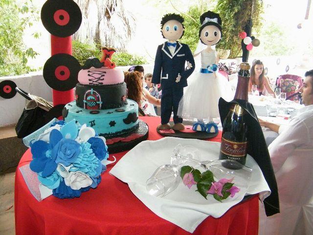 La boda de Fer y Cynthia  en Málaga, Málaga 14