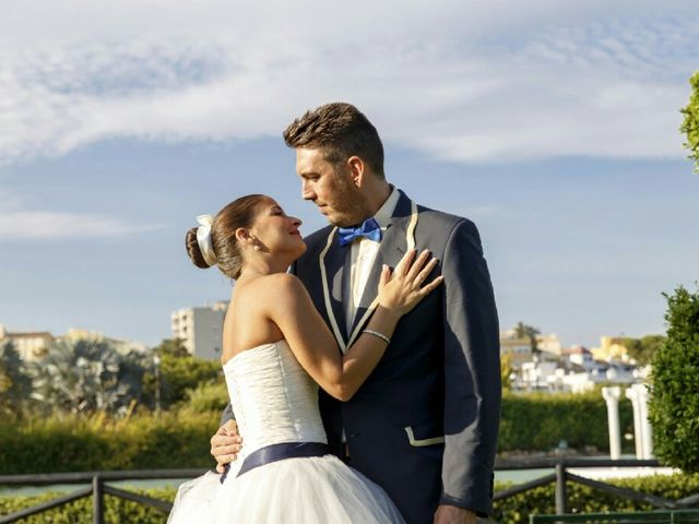 La boda de Fer y Cynthia  en Málaga, Málaga 20