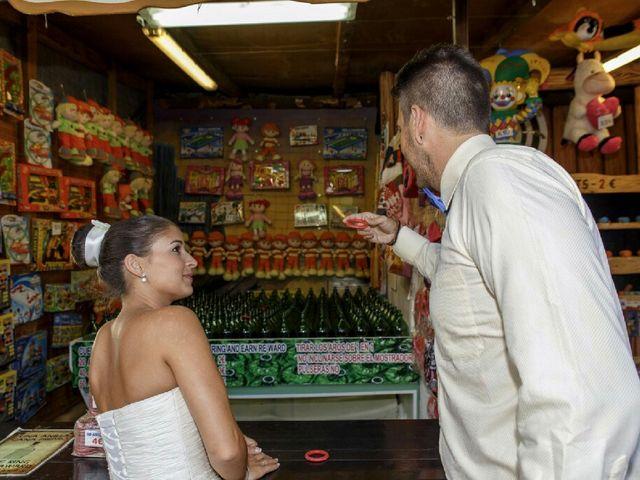 La boda de Fer y Cynthia  en Málaga, Málaga 23