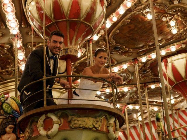 La boda de Fer y Cynthia  en Málaga, Málaga 24