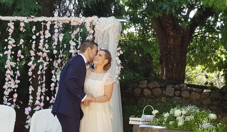 La boda de Álvaro y Judith en Carrizo De La Ribera, León