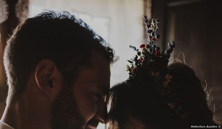 La boda de Fer y Vero en Infiesto, Asturias