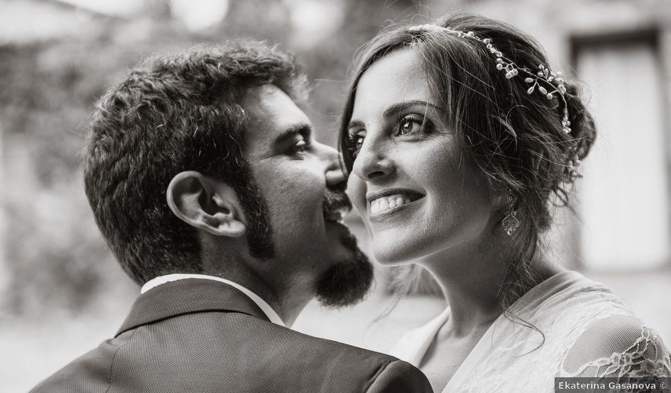 La boda de Josep y Neus en Tagamanent, Barcelona