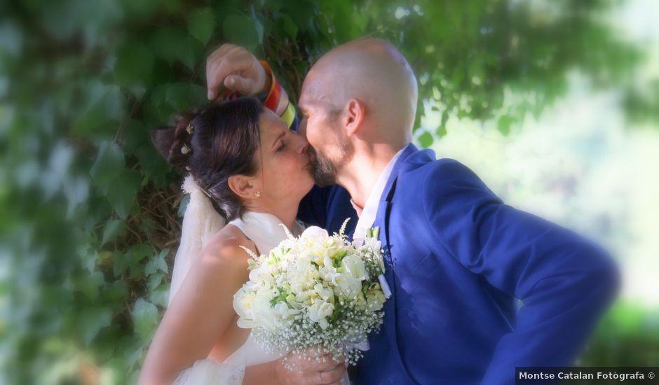 La boda de Marc y Montse en Olot, Girona