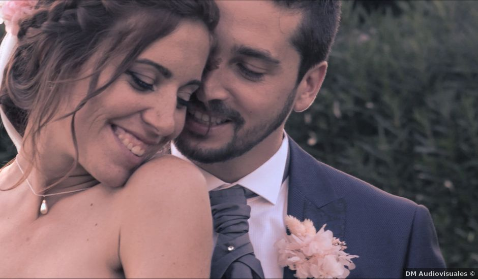 La boda de Joel y Paloma en Montbrio Del Camp, Tarragona