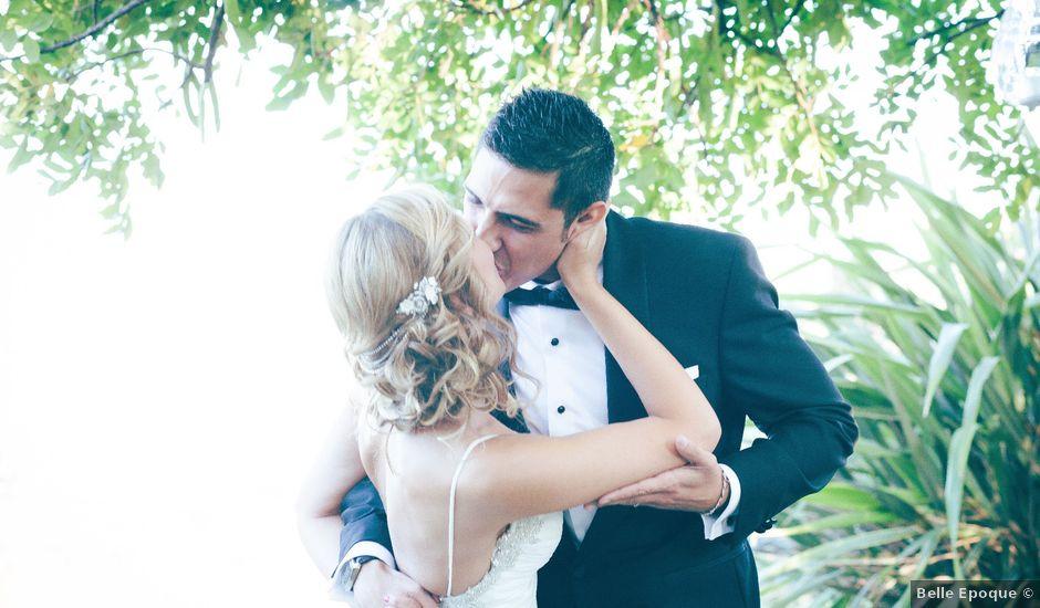 La boda de Oscar y Sandra en Calp/calpe, Alicante