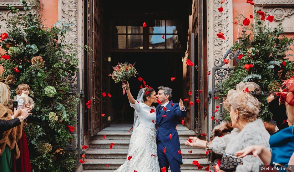 La boda de Ruben y Beatriz en Madrid, Madrid