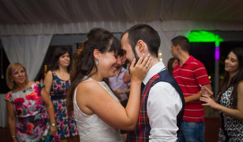 La boda de Borja y Alicia en La Arboleda, Vizcaya