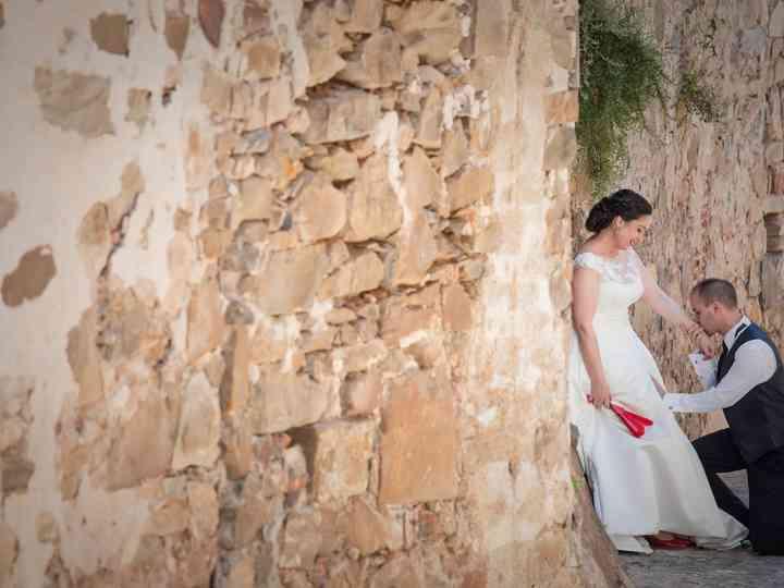 La boda de Marta y Jose Antonio