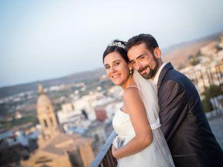 La boda de Elizabeth y Mario
