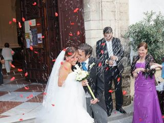 La boda de Lorena y Antonio 1