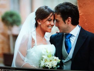 La boda de Lorena y Antonio