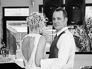 La boda de Lucy  y Grego  1