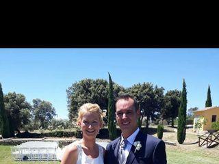 La boda de Lucy  y Grego  2