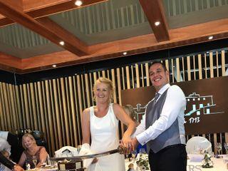 La boda de Lucy  y Grego  3