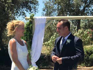 La boda de Lucy  y Grego