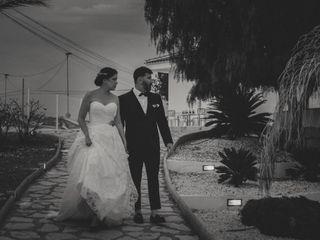La boda de Victoria  y Davide
