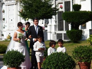 La boda de Ana  y Santi 2