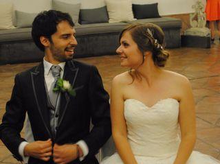 La boda de Javier y Patricia 2