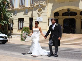 La boda de Vanessa y Jesús 1